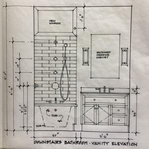 1 Schematic Design Elevation